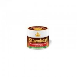 Stawokost 150ml krem z olejkiem z konopi i żywokostem 5% CBD Asepta Cannabis Sativa Seed Oil
