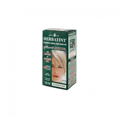 Trwała farba Herbatint Platynowy Blond 10N