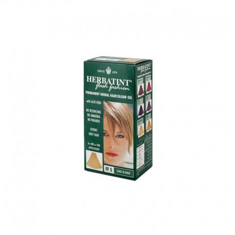 Trwała farba Herbatint Piaskowy Blond FF5