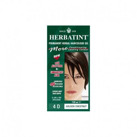 Trwała farba Herbatint Złoty Kasztan 4D