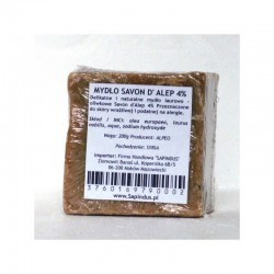 Mydło Savon D`Alep 4%