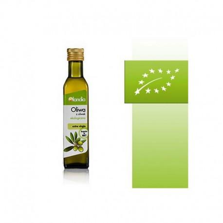 EKO Ekologiczna oliwa z oliwek 250 ml Oliwa z oliwek Oleum Olivarum Najwyższej jakości oliwa z oliwek