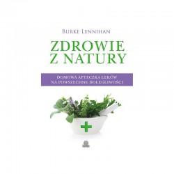 """Książka """"Zdrowie z natury"""""""